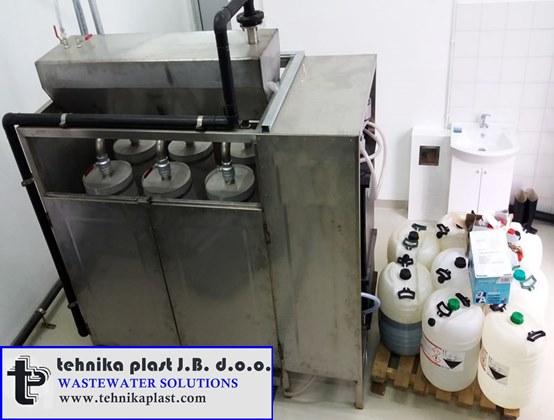 Tretman voda-Tehnika plast