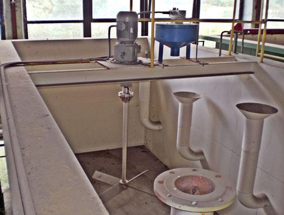 Oprema za tretman voda-Tehnika plast